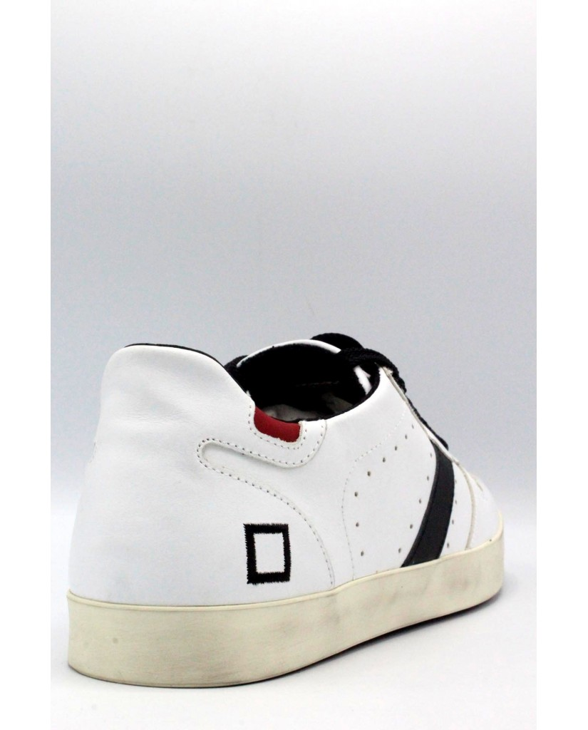 Date Sneakers F.gomma 40-45 made in italy Uomo Bianco Casual