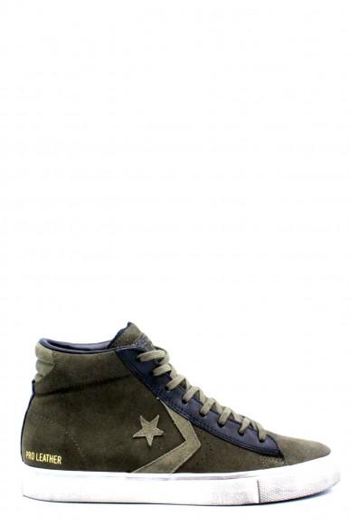 Converse Sneakers F.gomma 40/45 pro leather Uomo Verde Sportivo