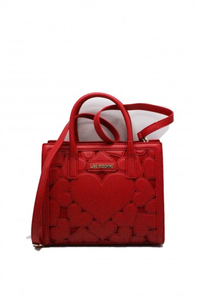Moschino Borse - Jc4055pp15 love 2018 Donna Rosso Fashion