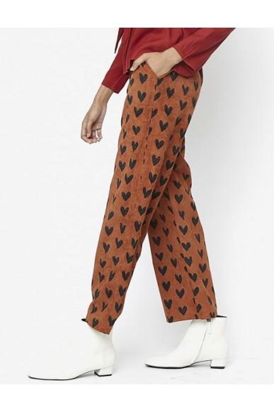 Compagnia fantastica Pantaloni   Estampado Donna Fantasia Fashion