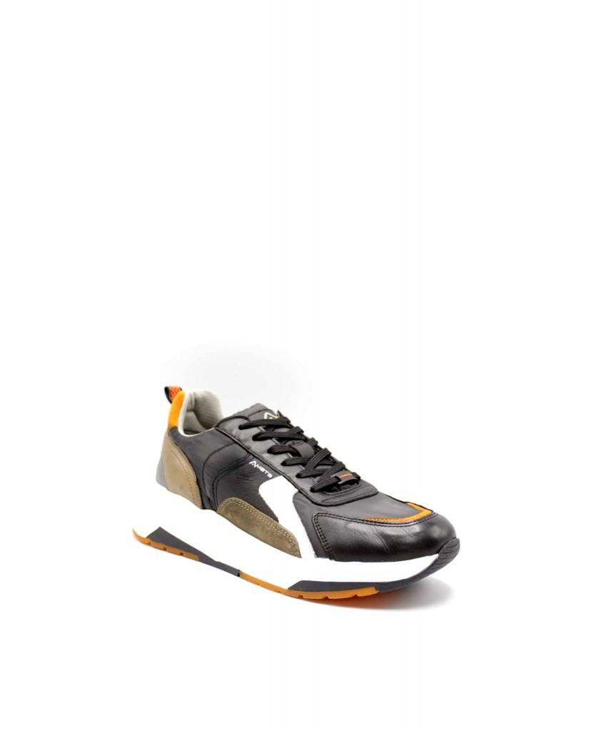 Ambitious Sneakers F.gomma 10720 Uomo Nero Fashion