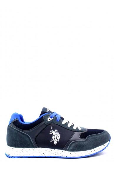 Us polo Sneakers F.gomma 40/46 tiguan Uomo Blu Fashion