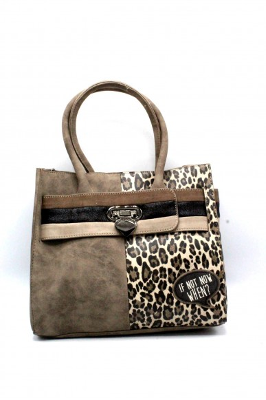Le pandorine Borse - Bibag now Donna Taupe Fashion