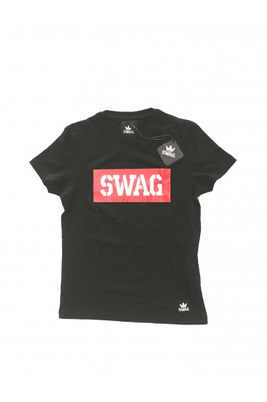 Swag T-shirt Xs-xl Unisex Nero