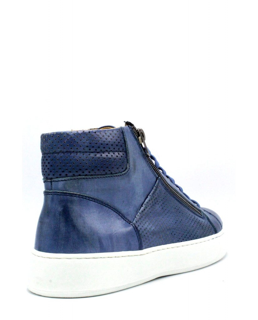 Exton Sneakers F.gomma 39/46 made in italy 513 Uomo Jeans Fashion