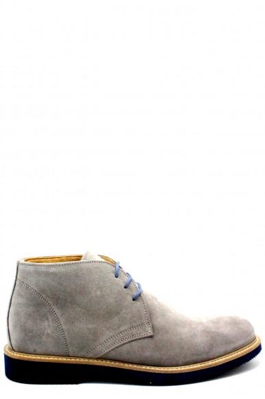 Exton Polacchine 39/46 made in italy 9191 Uomo Grigio Fashion