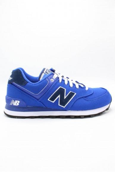 New balance Sneakers F.gomma 574 classics Unisex Blu Sportivo