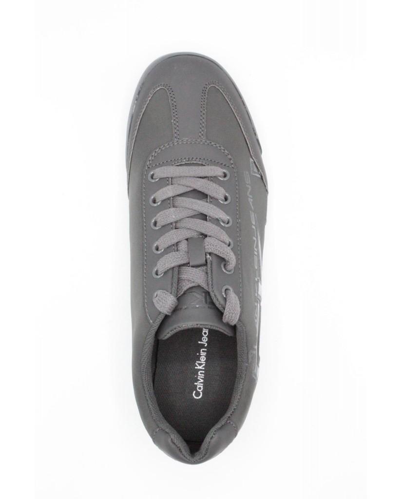 Calvin klein Sneakers F.gomma 39/46 cale Uomo Grafite Fashion