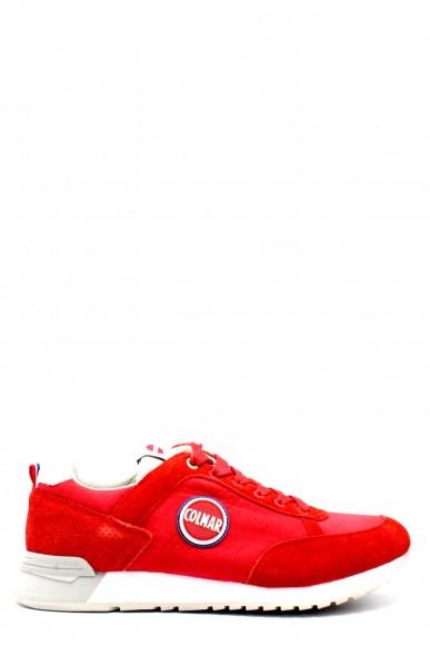 Colmar Sneakers F.gomma 39/46 Uomo Rosso-grigio Sportivo