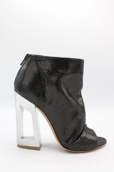 Marc ellis Tronchetti F.gomma 36-40 Donna Nero Fashion