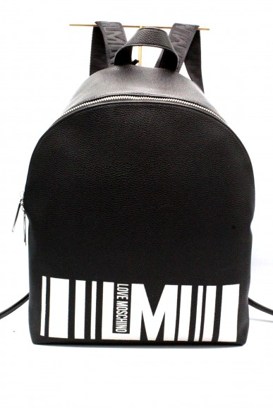 Moschino Backpacks - Uomo Nero Fashion