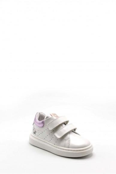 Balducci Sneakers F.gomma Msport 3252 Bambino Bianco-rosa Fashion