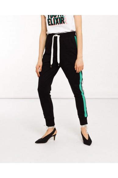 Silvian each Pantaloni Donna Nero Casual