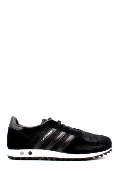 Adidas Sneakers F.gomma 35/39 la trainer Bambino Nero Sportivo
