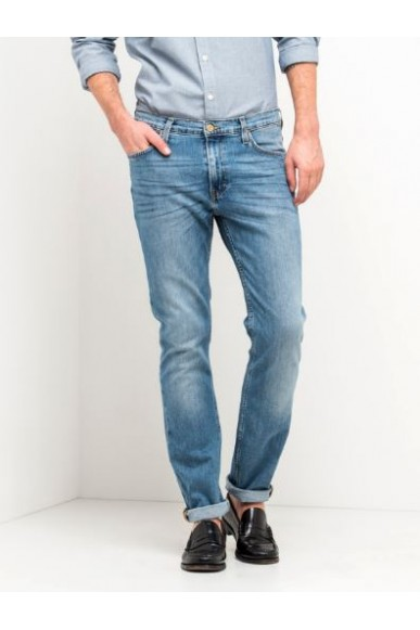 Lee Jeans Uomo Jeans chiaro Casual