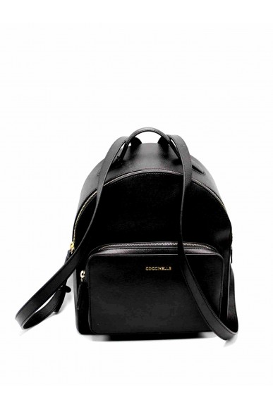 Coccinelle Backpacks - Donna Nero Fashion