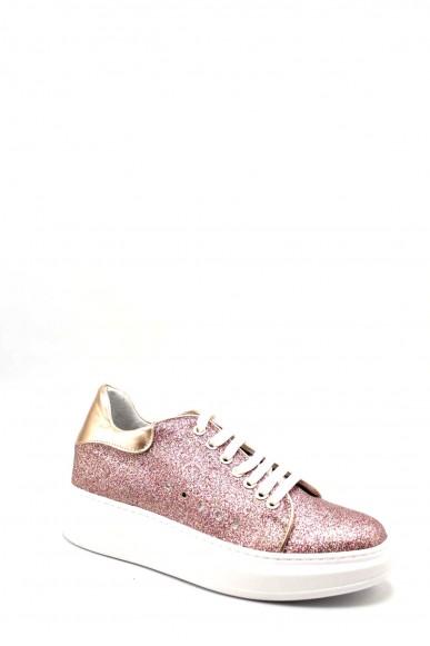 Brando Sneakers F.gomma 35/41 brd 22 Donna Rosa Fashion