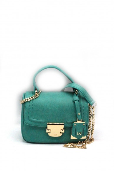 Liu.jo Pochette - S cross body island Donna Green Fashion