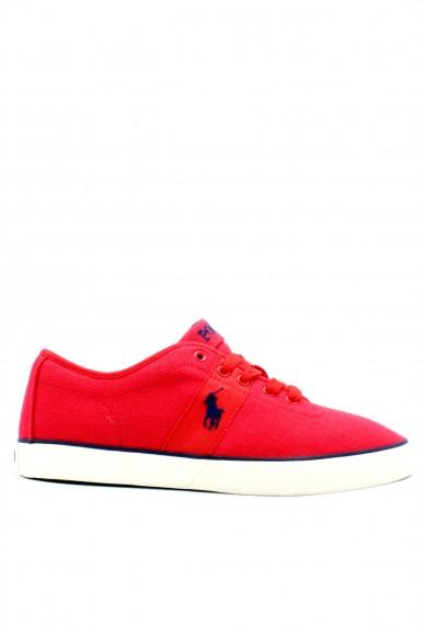 Ralph lauren Sneakers F.gomma 39/46 Uomo Rosso Sportivo