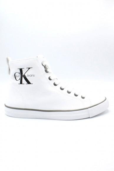 Calvin klein Sneakers F.gomma 39/46 arthur Uomo Bianco Fashion