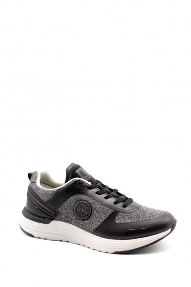 Colmar Sneakers F.gomma Travis x1 unika gray melange-black Uomo Grigio Fashion