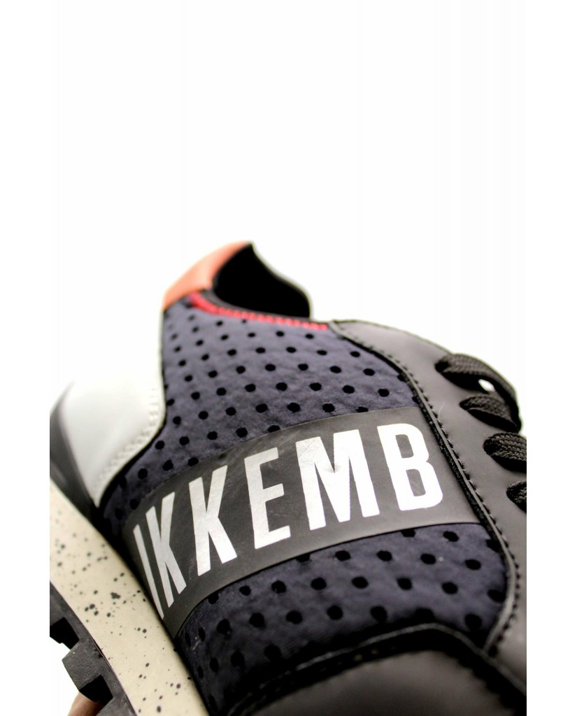 Bikkembergs Sneakers F.gomma Bke109305 Uomo Nero Fashion