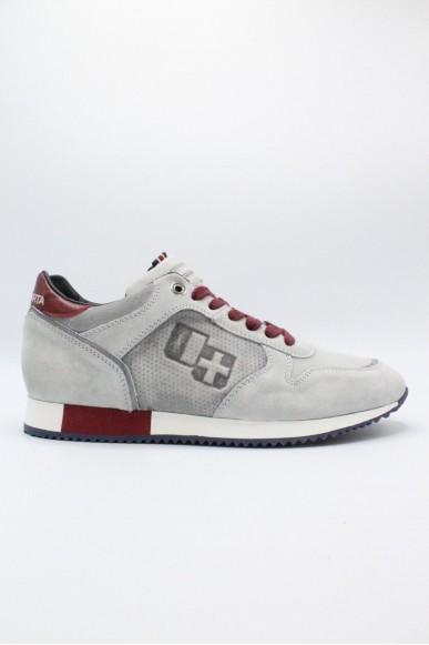D'acquasparta Sneakers F.gomma Made in italy.  cosimo Uomo Grigio Casual
