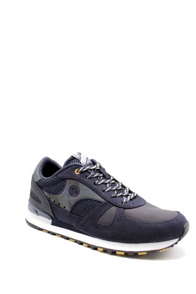 Navy sail Sneakers F.gomma Nsm023000 Uomo Blu Casual