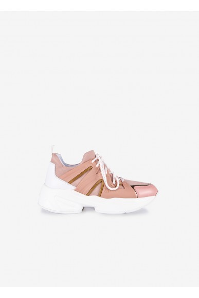 Liu.jo Sneakers F.gomma Donna Rosa Fashion