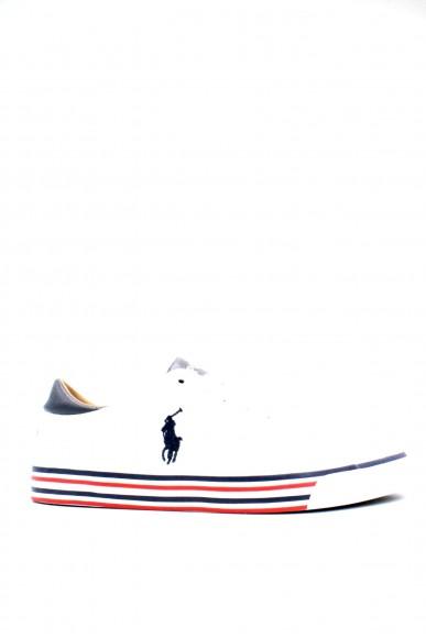 Ralph lauren Sneakers F.gomma 39/46 harvey Uomo Bianco Sportivo