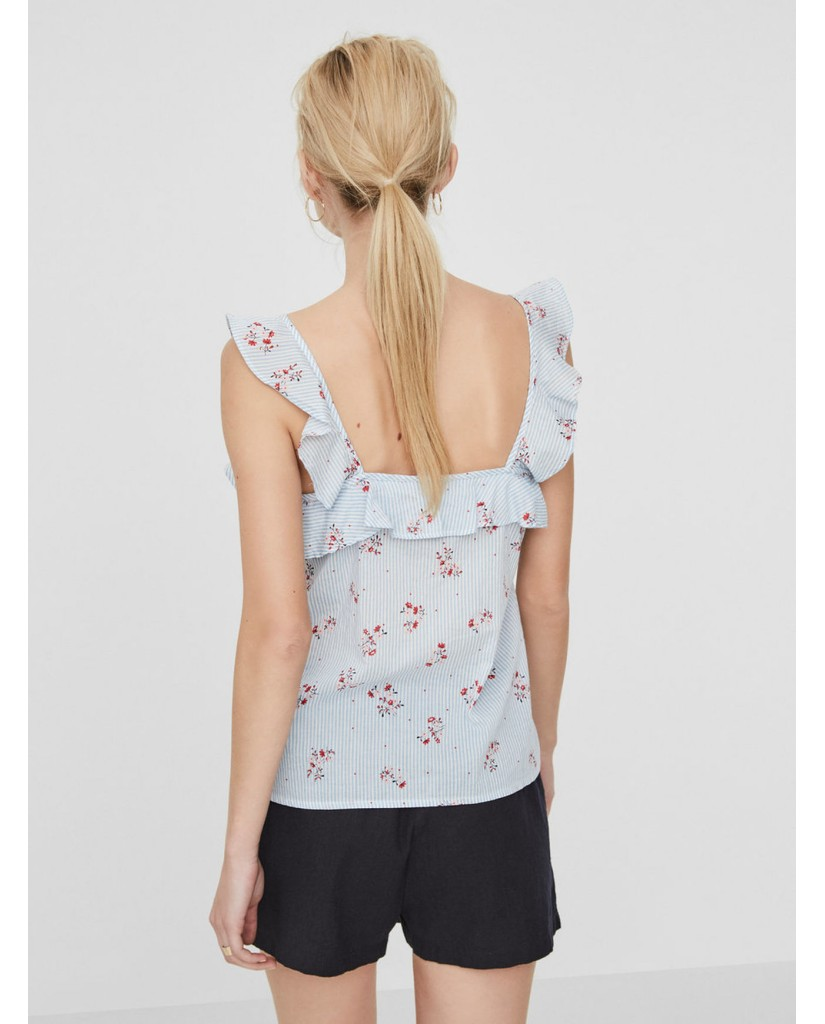 Vero moda Top Donna Fantasia Casual