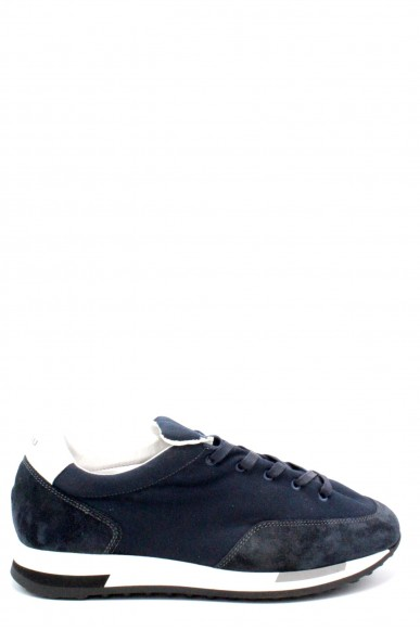 Frau Sneakers F.gomma 39-46 23e1 made in italy Uomo Blu Casual