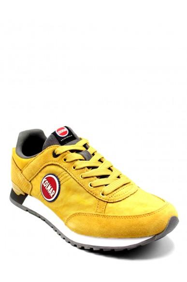 Colmar Sneakers F.gomma 40-46 Uomo Ocra Casual