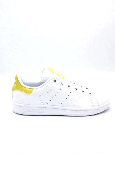 Adidas Sneakers F.gomma 36/39 stan smith Donna Bianco-oro Sportivo