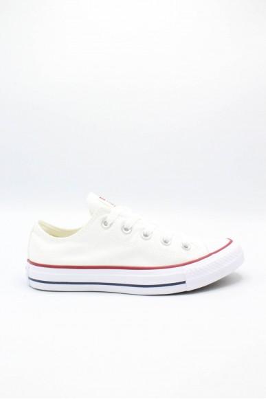 Converse Sneakers F.gomma 36/43 chuck taylors ox classics Unisex Bianco Sportivo