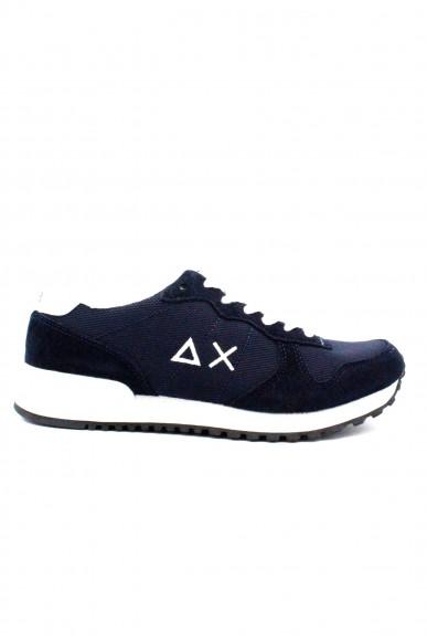 Sun68 Sneakers F.gomma 40/45 Uomo Navy/blue Sportivo