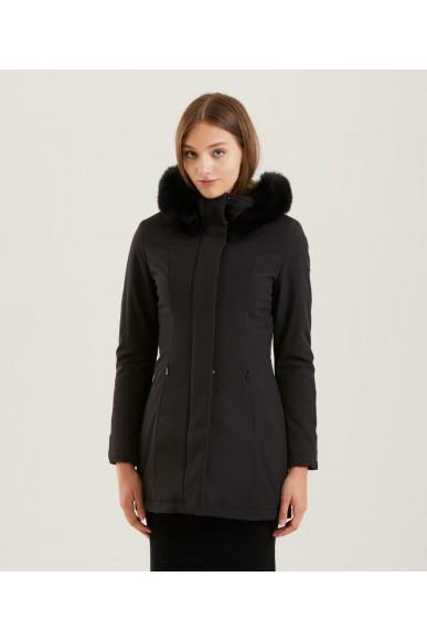 Refrigiwear Giubbotti Lady tech jacket Donna Nero Casual