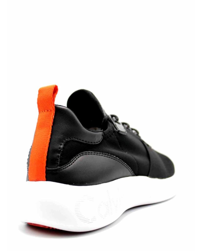 Calvin klein Sneakers F.gomma Uomo Nero Casual