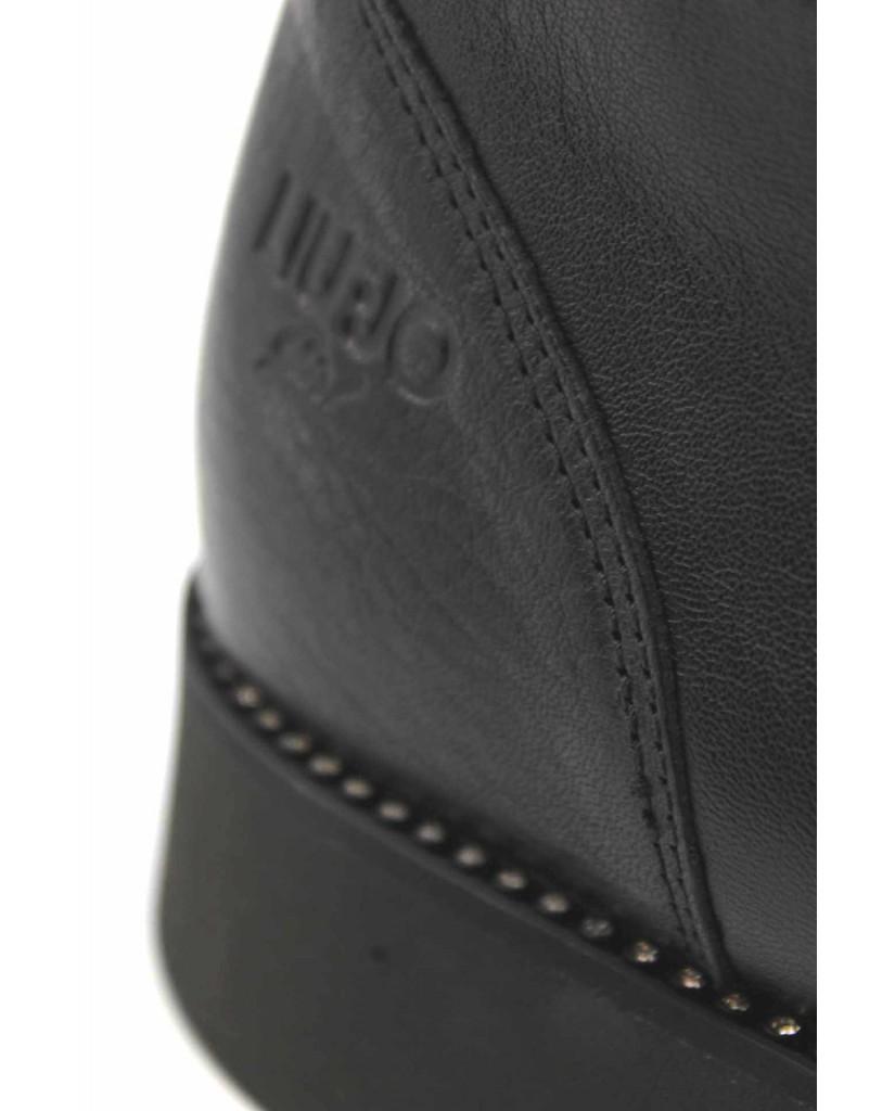 new product 9644a 6db2d Liu.jo Stivali F.gomma Donna Nero Fashion