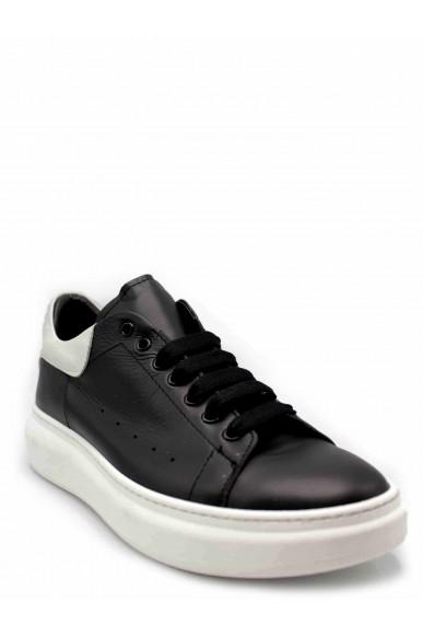 Mimmo Sneakers F.gomma Uomo Nero Fashion
