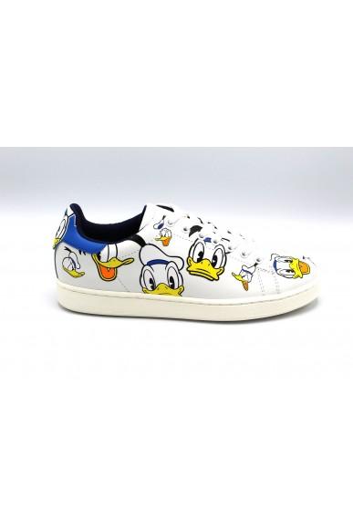 Moa Sneakers F.gomma Uomo Bianco Fashion