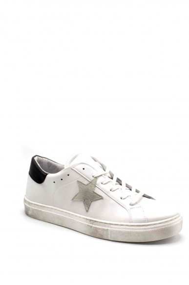 Dor Sneakers F.gomma Made in italy 601 star Uomo Bianco Fashion