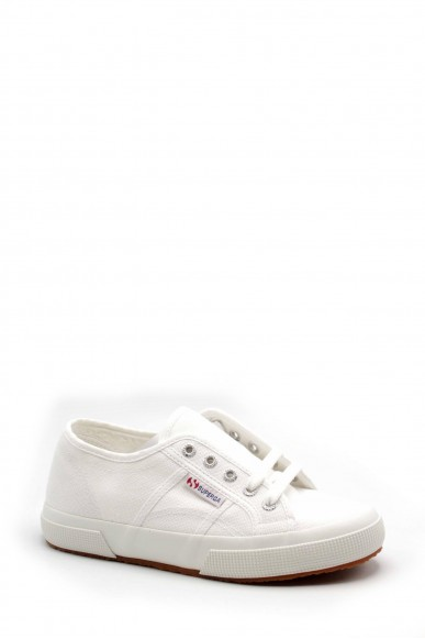 Superga Sneakers F.gomma S003j70 Donna Bianco Sportivo