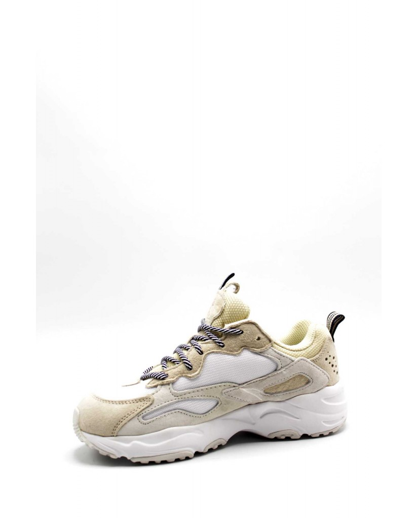 Fila Sneakers Ray tracer Donna Beige