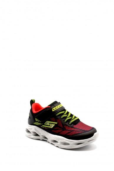 Skechers Sneakers F.gomma 27-34 400030l Bambino Nero Casual