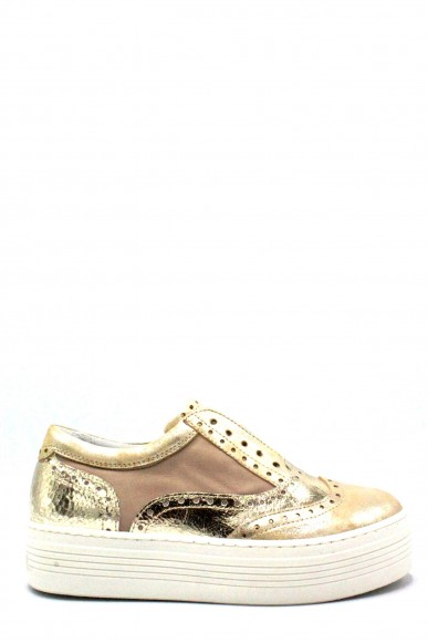 Mally Duilio F.gomma 36-40 linea raineow made in italy Donna Platino Fashion