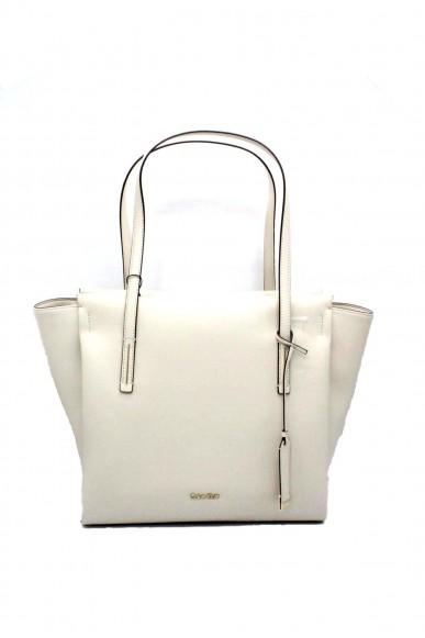 Calvin klein Borse - Frame large k60k603977 Donna Cemento Fashion