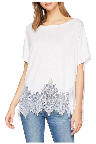 Guess Maglie   Nara top Donna Bianco Fashion