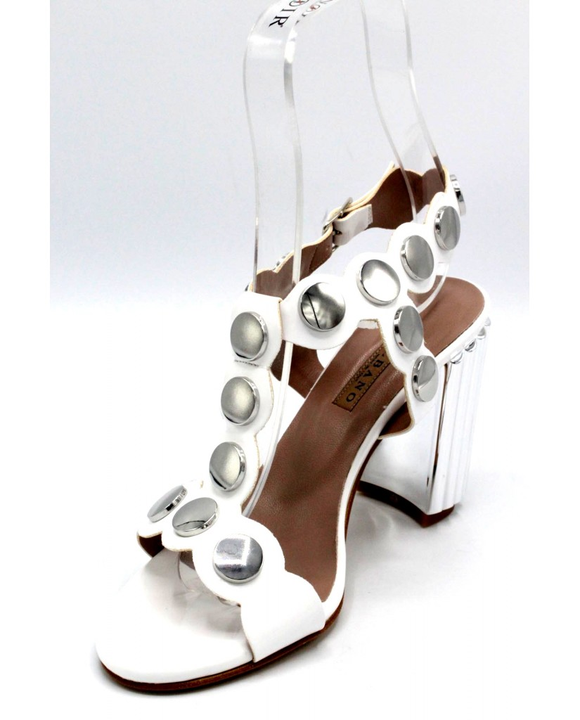 Albano Sandali F.cuoio 35/41 Donna Bianco Fashion