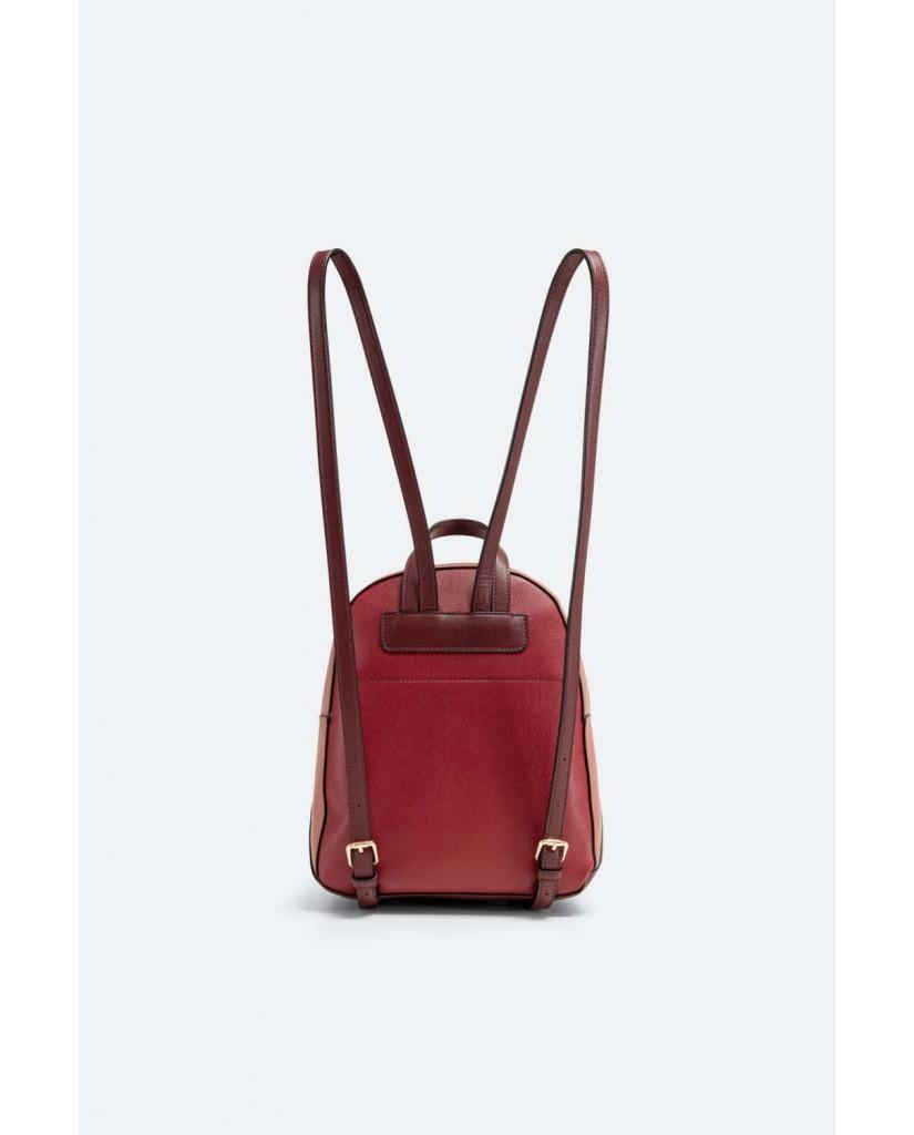 Gattinoni Backpacks   New grace backpack bag pu burgundy Donna Bordo' Fashion